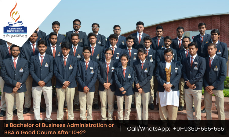Is Bachelor of Business Administration or BBA a Good Course After 10+2?