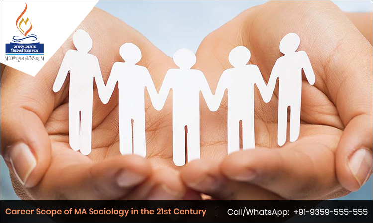 Career Scope of MA Sociology in the 21st Century