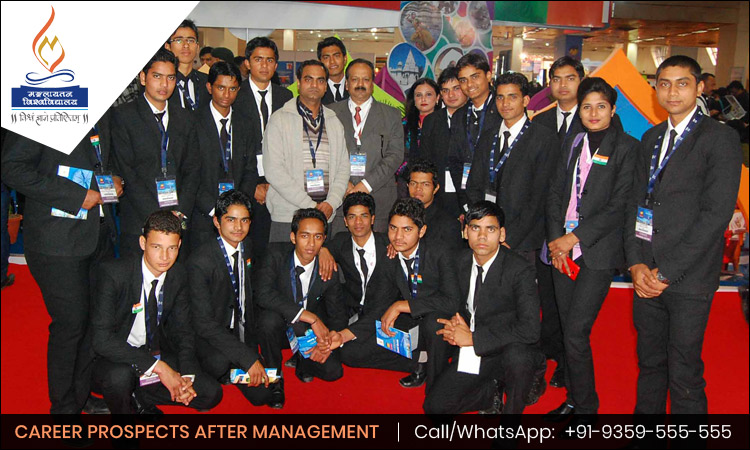 Scope and Career Prospects after Management Courses in India