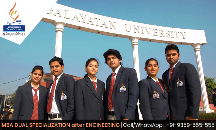 Is it Worth Doing MBA Dual Specialization after Engineering (B.Tech or B.E.)?
