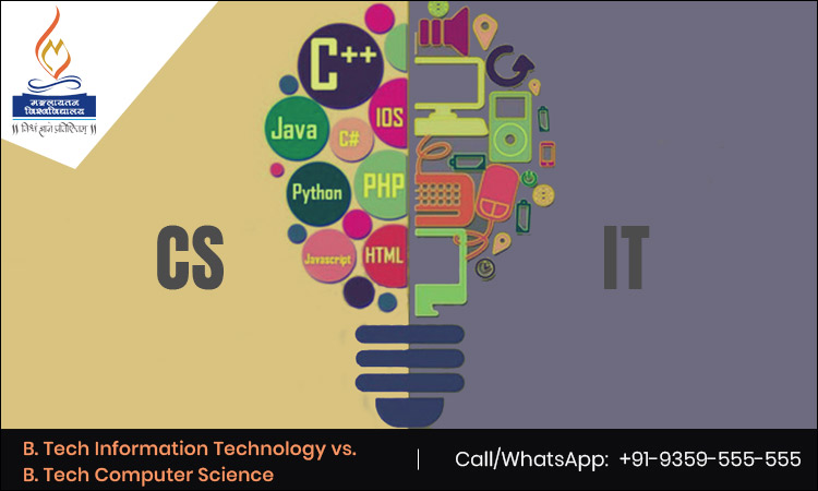 B. Tech Information Technology vs. B. Tech Computer Science, Which Programme is Better for Career.