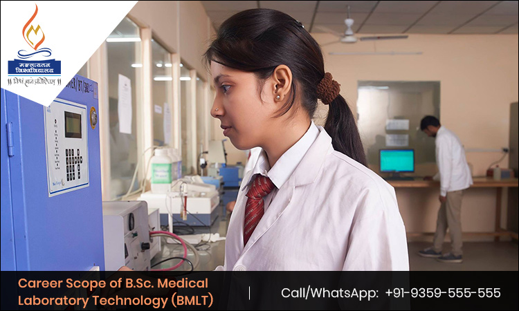 Career Scope of B.Sc. Medical Laboratory Technology (BMLT)