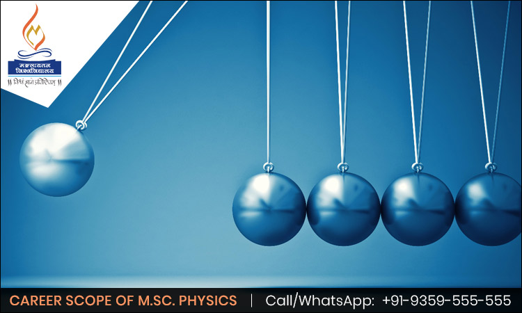 Career Scope of M.Sc. Physics