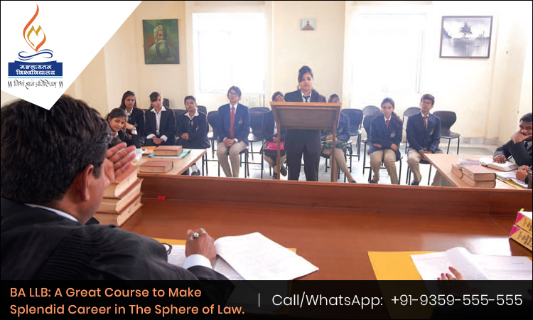 BA LLB: A Great Course to Make Splendid Career in the Sphere of Law.